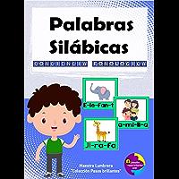 Palabras Silábicas: Tarjetas lúdicas (Colección Pasos brillantes nº 2)
