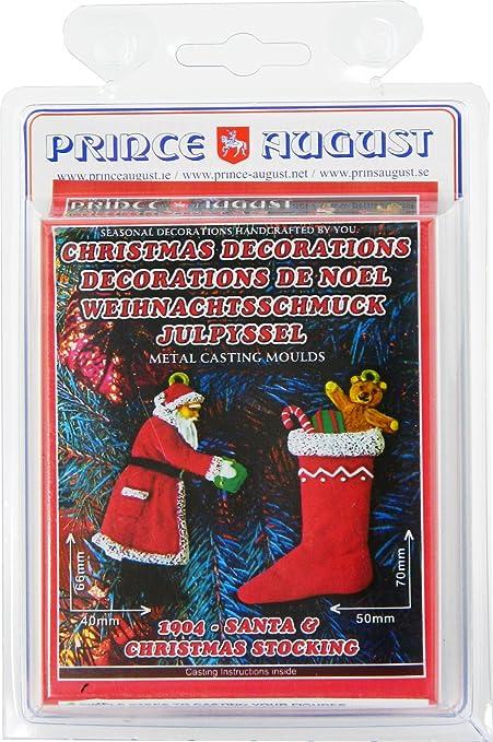 Prince Christmas Decorations.Prince August Hobby Casting Christmas Decorations Mould
