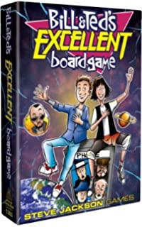 Amazon com: Loot Crate Bill & Ted's Most Excellent Adventure