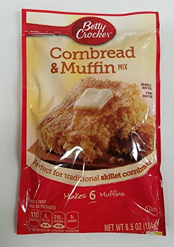 Betty Crocker Authentic Cornbread & Muffin Mix
