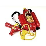 Klein - 8932 - Jeu d'imitation - Lance à incendie avec réservoir à eau dorsal