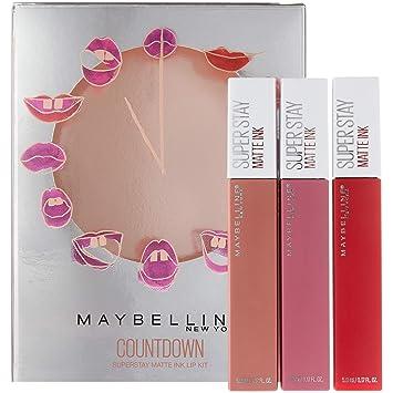 Amazoncom Maybelline New York Superstay Matte Ink Liquid Lipstick