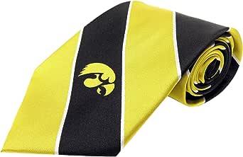 NCAA Men's Striped Necktie