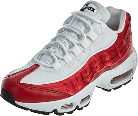 Nike WMNS Air Max 95 LX Sneakers Basses Femme, Multicolore ...
