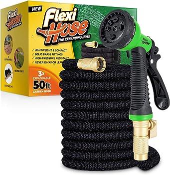 Flexi Hose No-Kink Lightweight Garden Hose