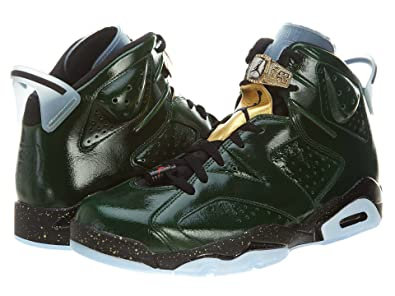 14a6afcabacff7 Image Unavailable. Image not available for. Color  Jordan AIR 6 Retro Vi  Champagne Men Style 384664 350 ...