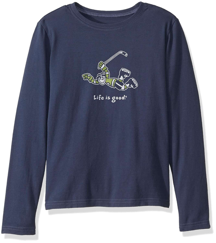 Life Is Good Jungen Boys Vinatage Crusher Longsleeve T-Shirt Boys Vinatage Crusher Longsleeve T-Shirt