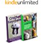 Cute Crocheting: 25 Adorable Crochet Toys And Keychains (English Edition)