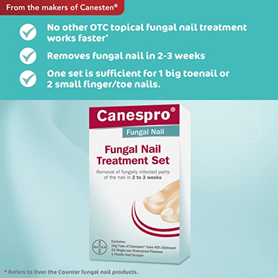 Canespro Fungal Nail Treatment Set: Amazon.co.uk: Health & Personal Care