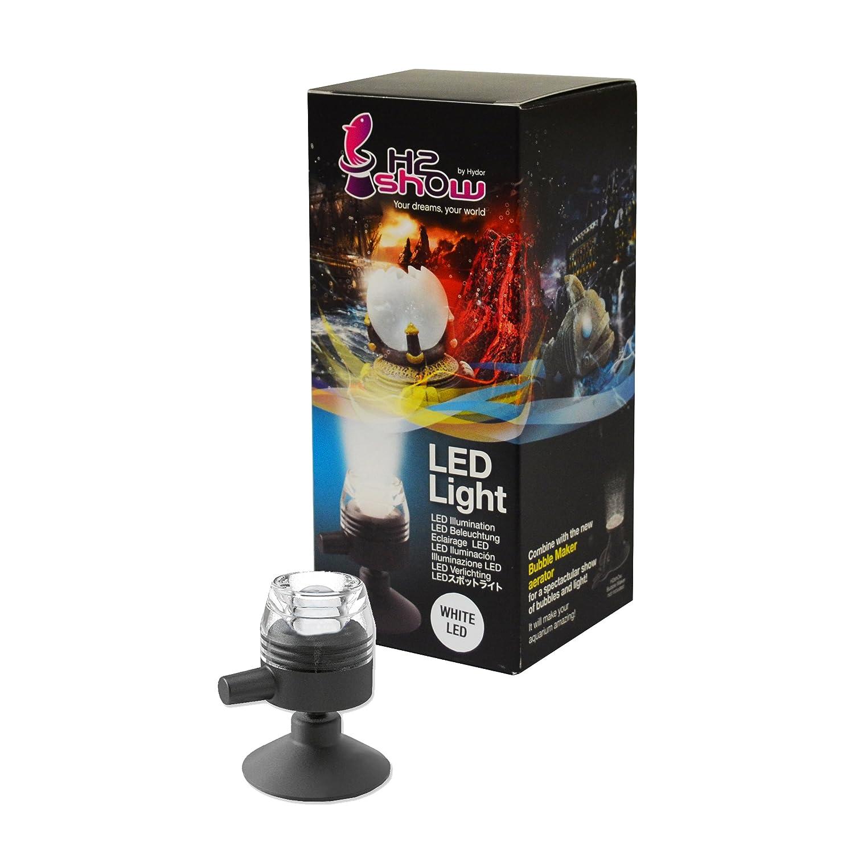 h2show red led submersible spotlight for aquariums amazoncouk pet supplies