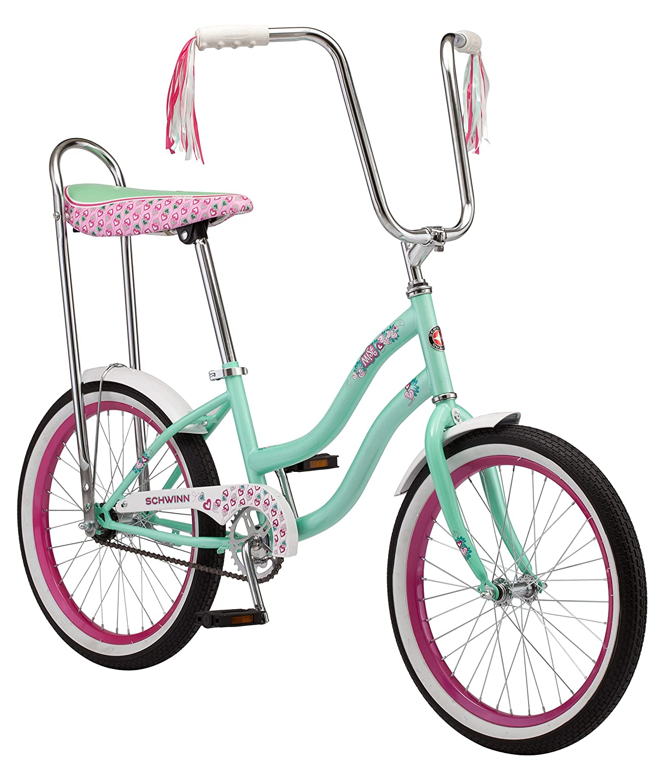 Schwinn Girl's Mist Polo Bike, 20-Inch, Mint Pacific Cycle Inc. S2367B