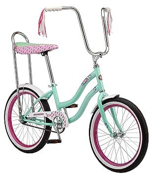 Schwinn Girl S Mist Polo Bike 20 Inch Mint Sports