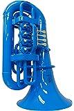 タイガー TIGER プラスチック製テューバ PTU-02 カラー:ブルー