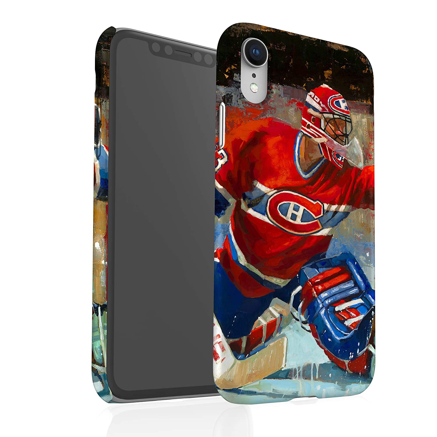 Patrick Roy Montreal Canadiens Phone Case Montreal Canadiens Gift Hockey Gift