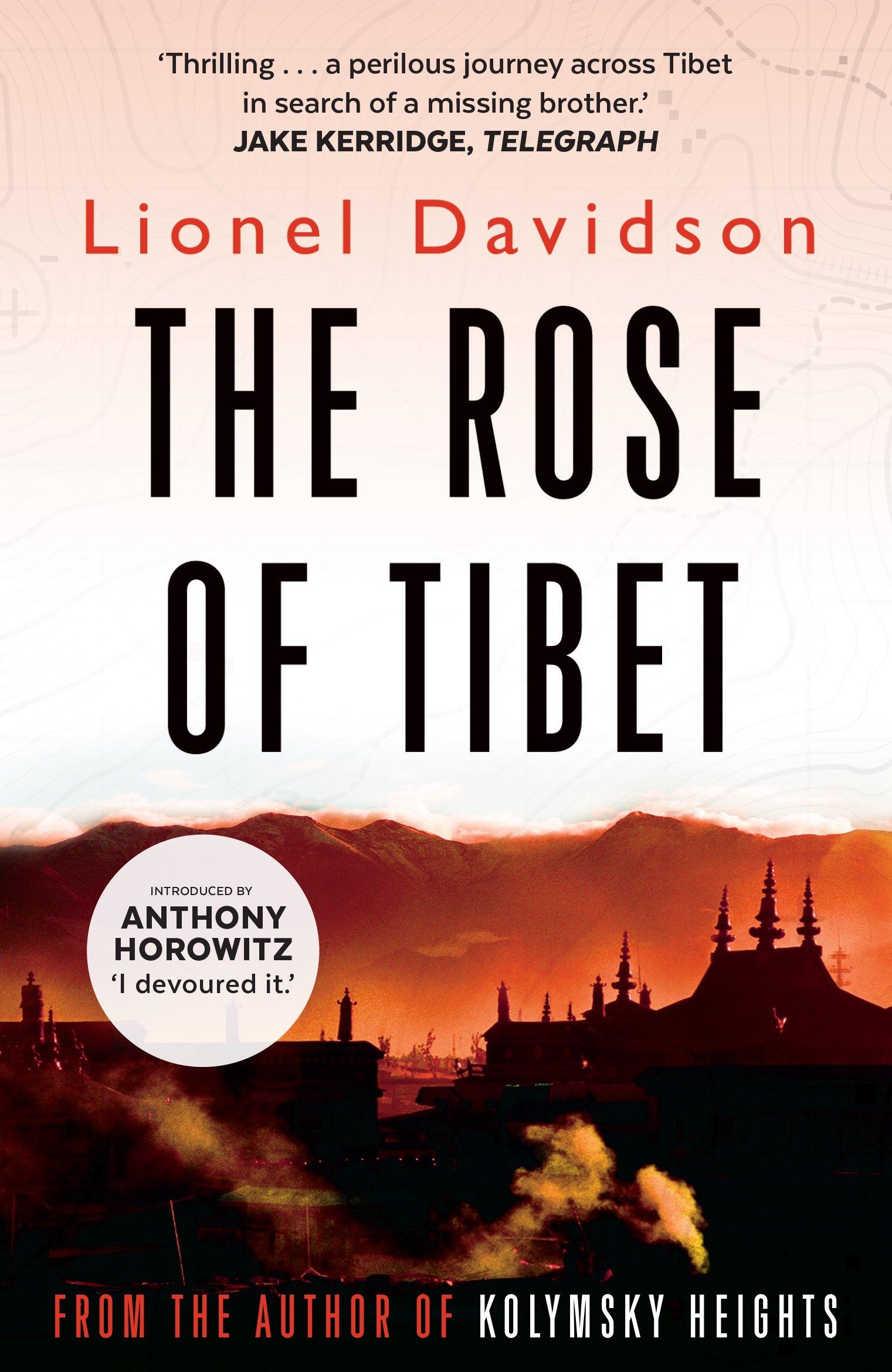 The Rose of Tibet: Amazon.es: Davidson, Lionel, Horowitz, Anthony ...
