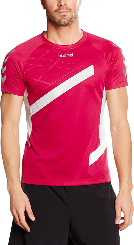 TALLA XS. hummel Futures Womens Short Sleeve Jersey Camiseta