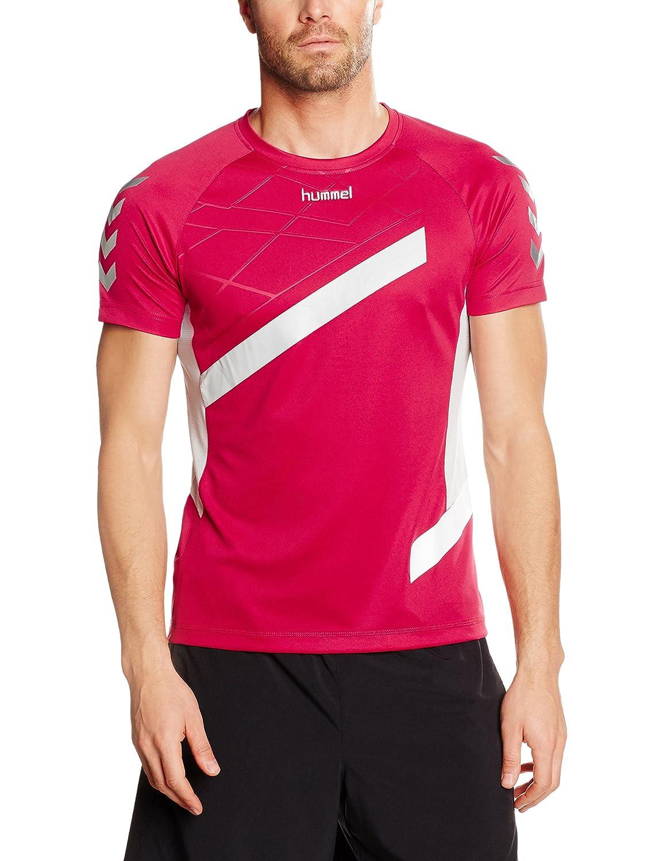 Hummel Futures Womens Short Sleeve Jersey Camiseta HUMBC|#Hummel 03-660-3602