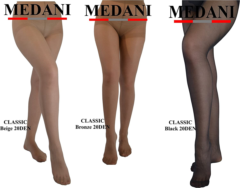 Medani Classic Tights Womens 20 Den