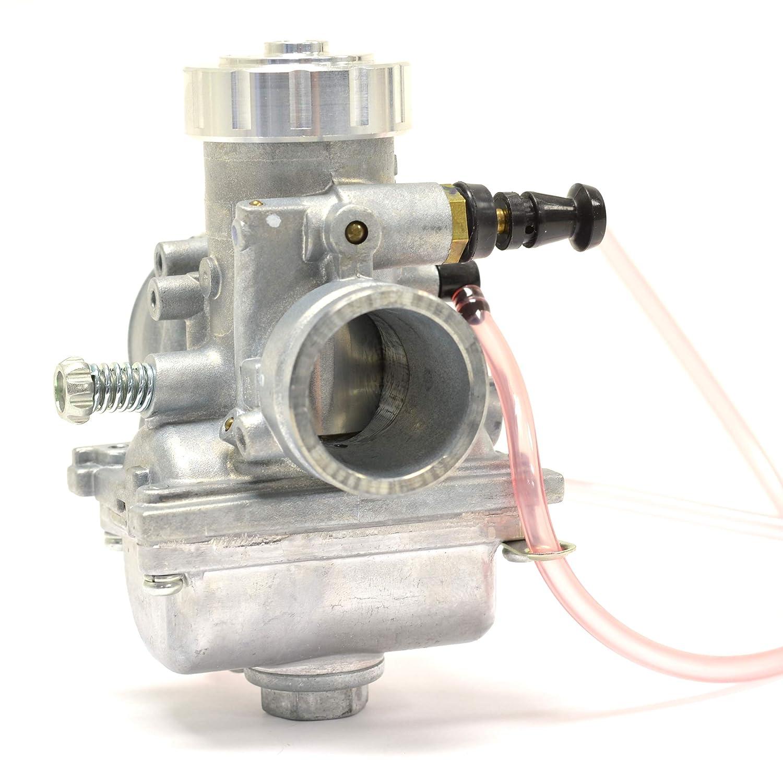 Mikuni 24mm Yamaha TTR125 PreJetted Carburetor: Amazon co uk