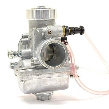 Mikuni 24mm Yamaha TTR125 PreJetted Carburetor: Amazon co uk: Car