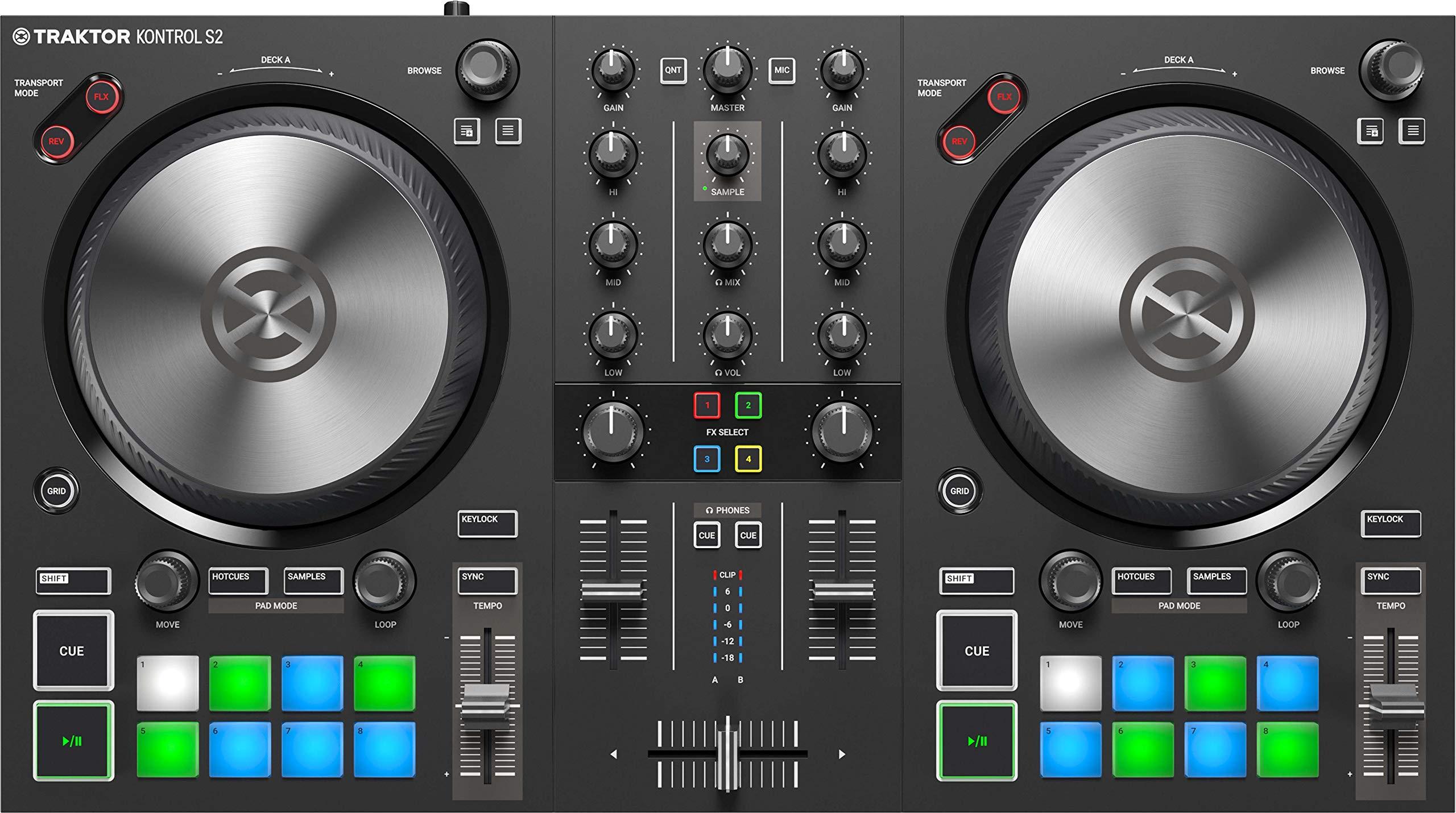Native Instruments Traktor Kontrol S2 Mk3 DJ Controller by Native Instruments (Image #2)
