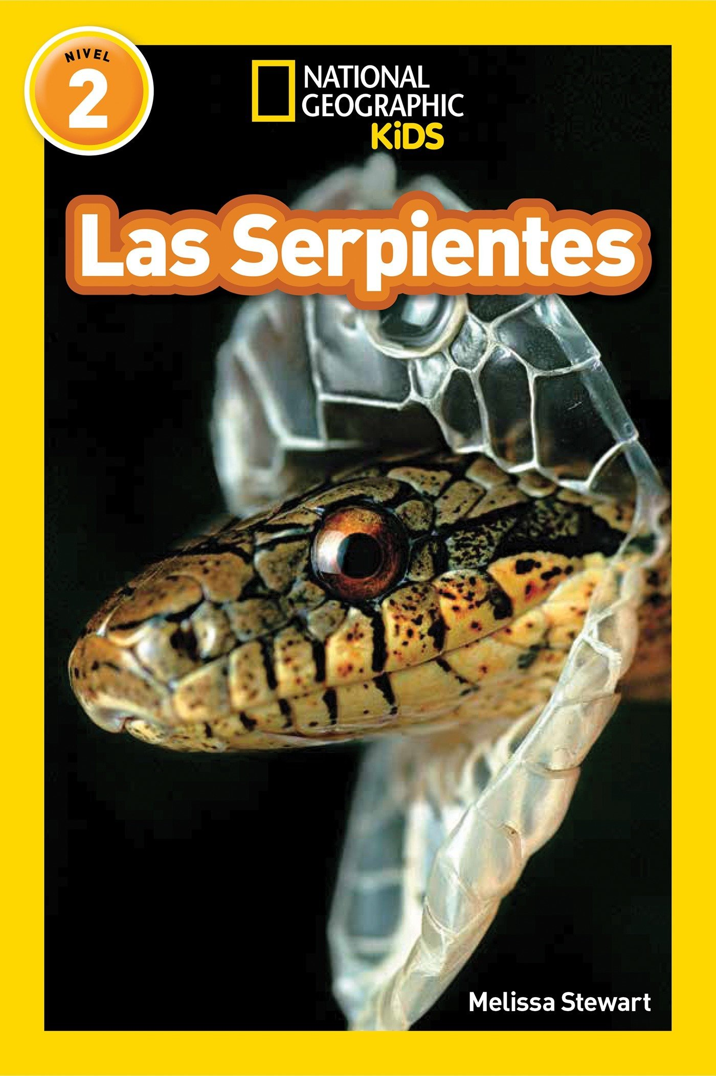 National Geographic Readers: Las Serpientes (Snakes) (Spanish Edition)