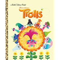 LGB Trolls Little Golden Book (DreamWorks Trolls)