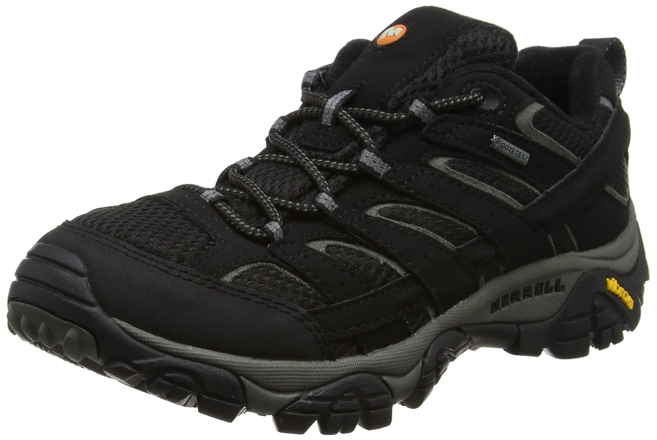 b43d2f28 Galleon - Merrell Women's Moab 2 GTX Hiking Shoe (9 B(M) US, Black)