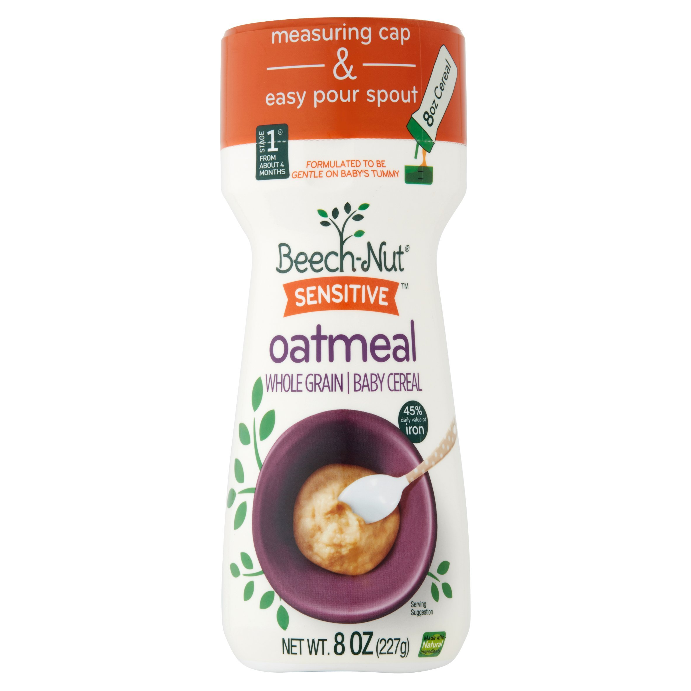 Beech-Nut Complete Oatmeal Sensitive
