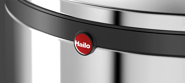 Metal Hailo Pure 30 Recogedor Acero Inoxidable 35.5 x 35.5 cm
