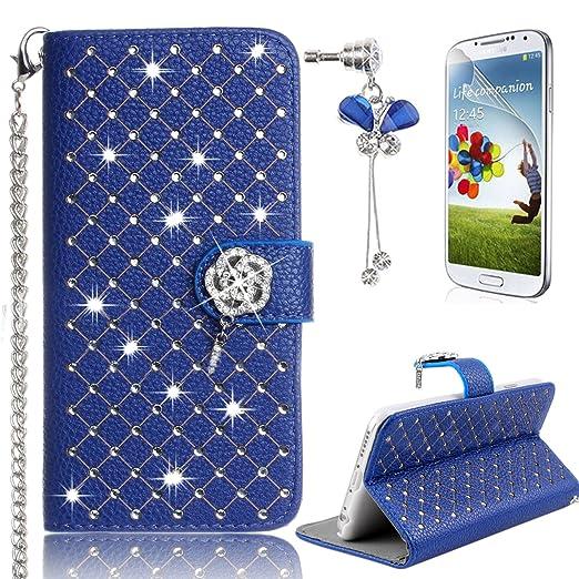 2 opinioni per Sunroyal® Custodia per Samsung Galaxy S5 I9600 SM-G900F / S5 Neo G903,