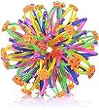 Multi Colors Plastic Expanding Magic Ball Enlarge Ball Kids Toy