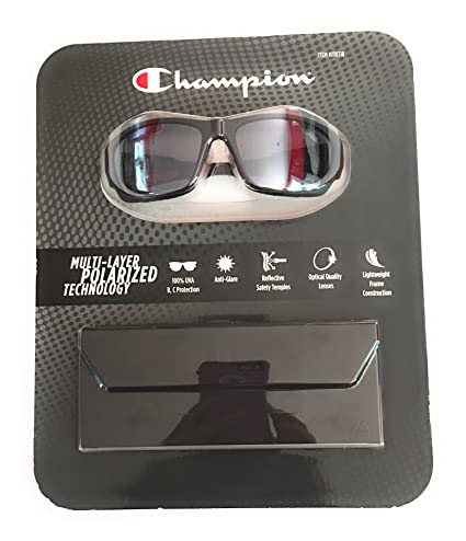 5a9fd9d9a94a Amazon.com  Champion Multi-Layer Polarized Technology Sunglasses ...