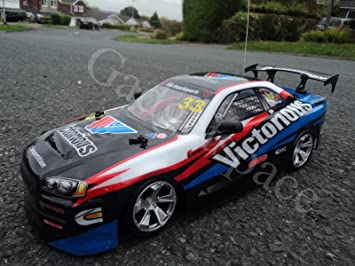 Victorious 4wd Drift Radio Remote Control Car 1 14 Free Tyres