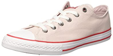 371e053ccd0a4 Converse CTAS Ox Barely Rose Enamel Red White