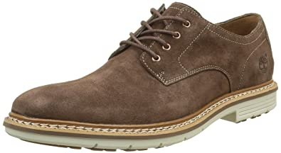Timberland NAPLES TRAIL OXFORD POTTING SOIL Marron