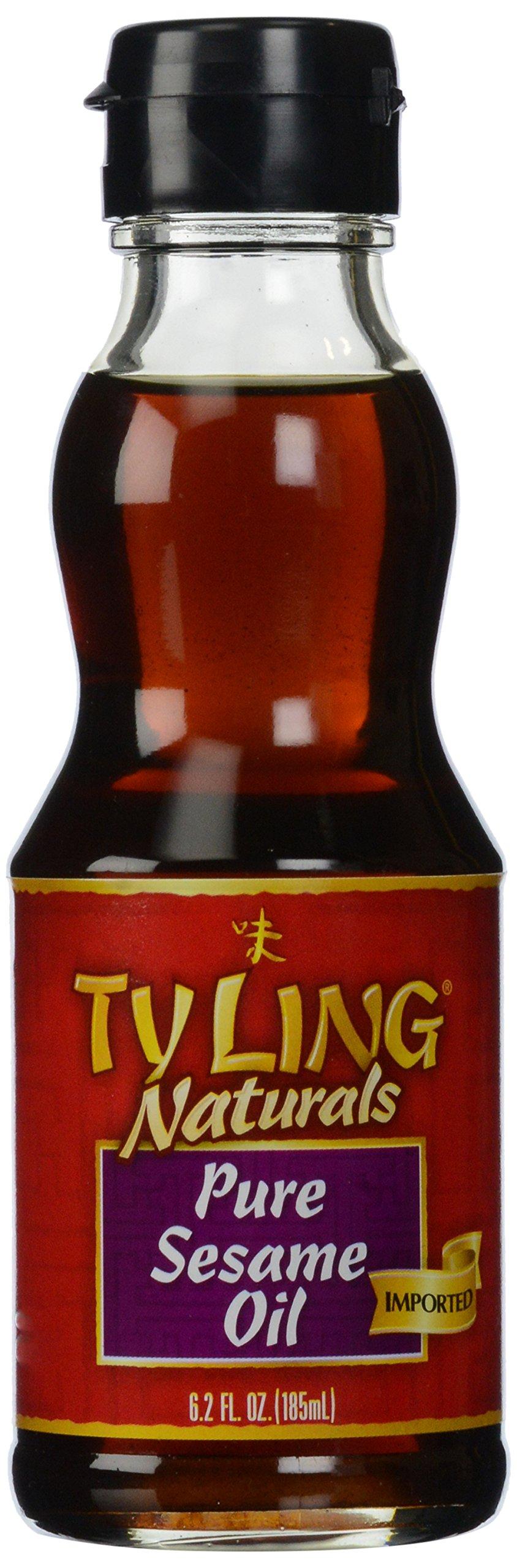 Ty Ling Sesame Oil, 6 oz