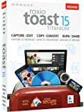 ROXIO Toast 15 Titanium for Mac〔並行輸入品〕