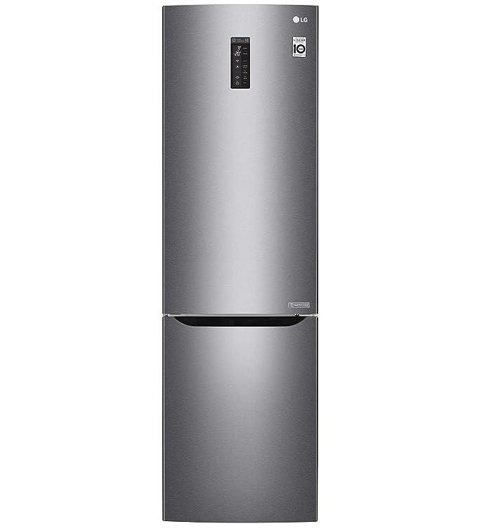 LG GBP20DSQFS nevera y congelador Independiente Grafito 343 L A+++ ...