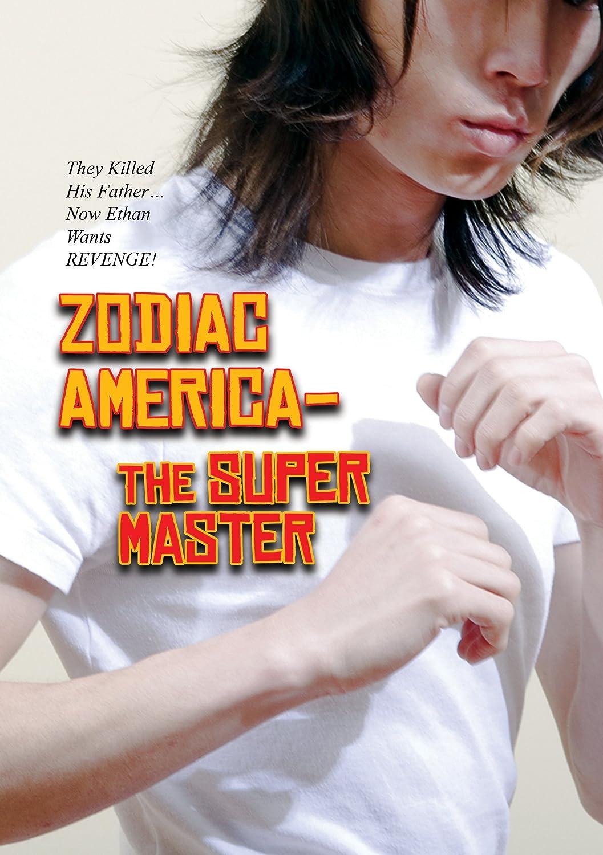 Zodiac America: Super Master [Reino Unido] [DVD]: Amazon.es ...