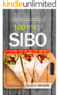 the sibo diet plan book