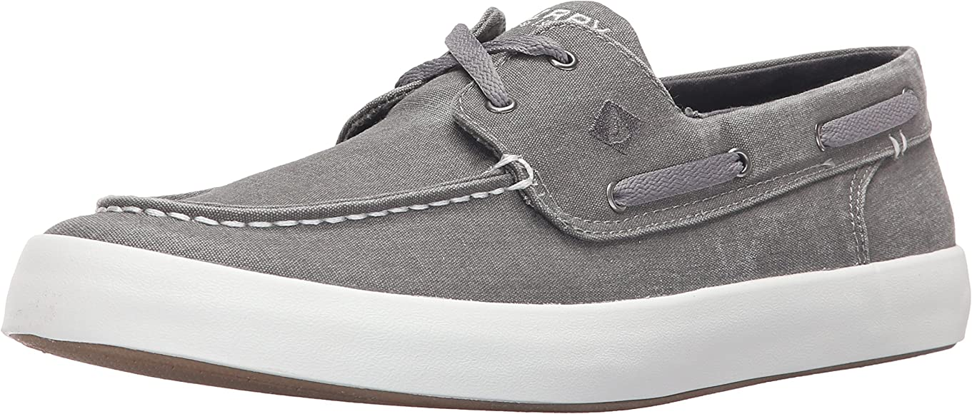 Wahoo 2-Eye Fashion Sneaker, Grey