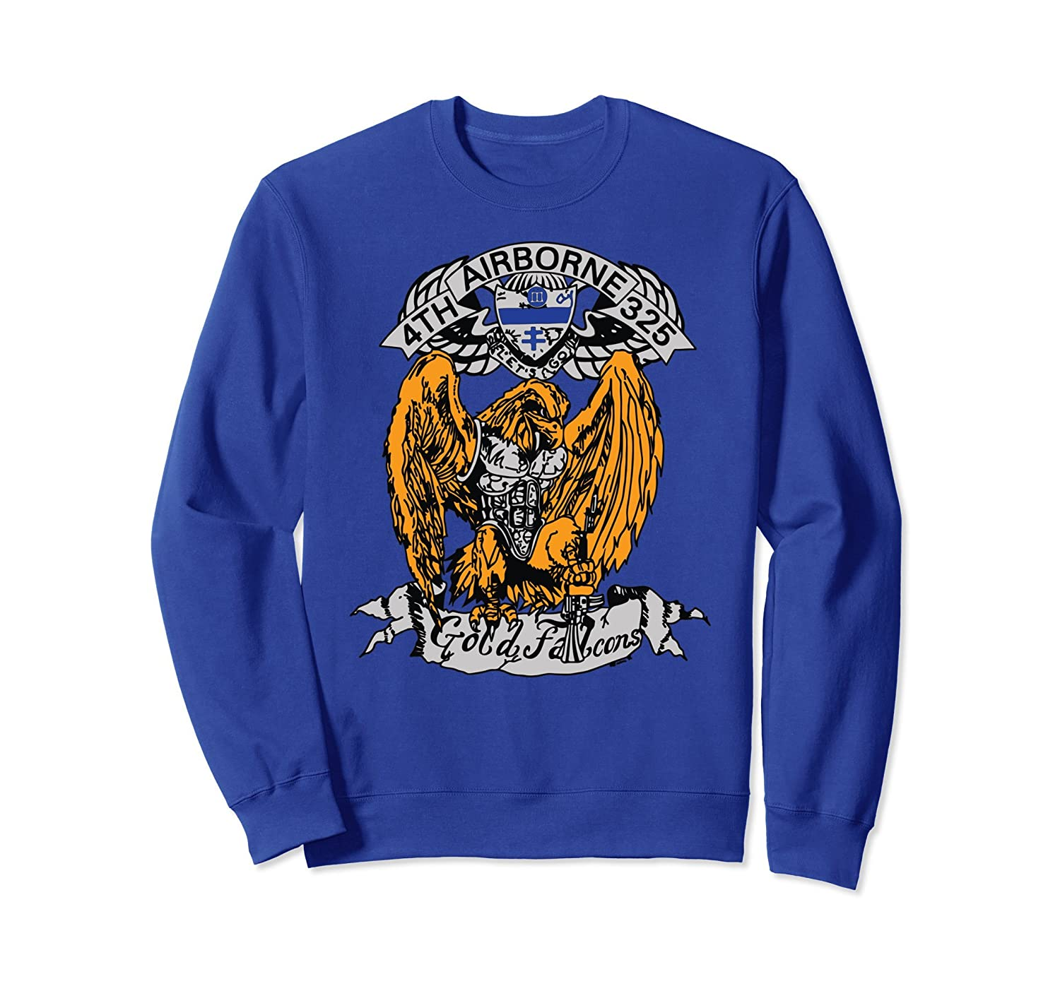 4/325 AIR Gold Falcons Sweatshirt (Unisex)-TH