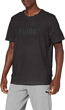 PUMA ESS+ Heather tee Camiseta Hombre