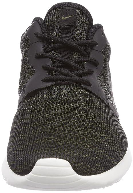 53e0a7efb13c Nike Women s Roshe Run Knit Jacquard Low-Top Trainer  Amazon.co.uk  Shoes    Bags