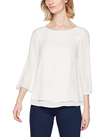 00a5235c6628 ESPRIT Collection Damen Bluse  Amazon.de  Bekleidung