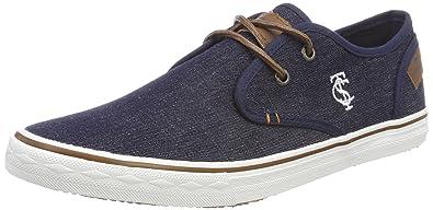 TOM TAILOR Herren 4881405 Bootsschuhe  Amazon.de  Schuhe   Handtaschen 29d9f02efc