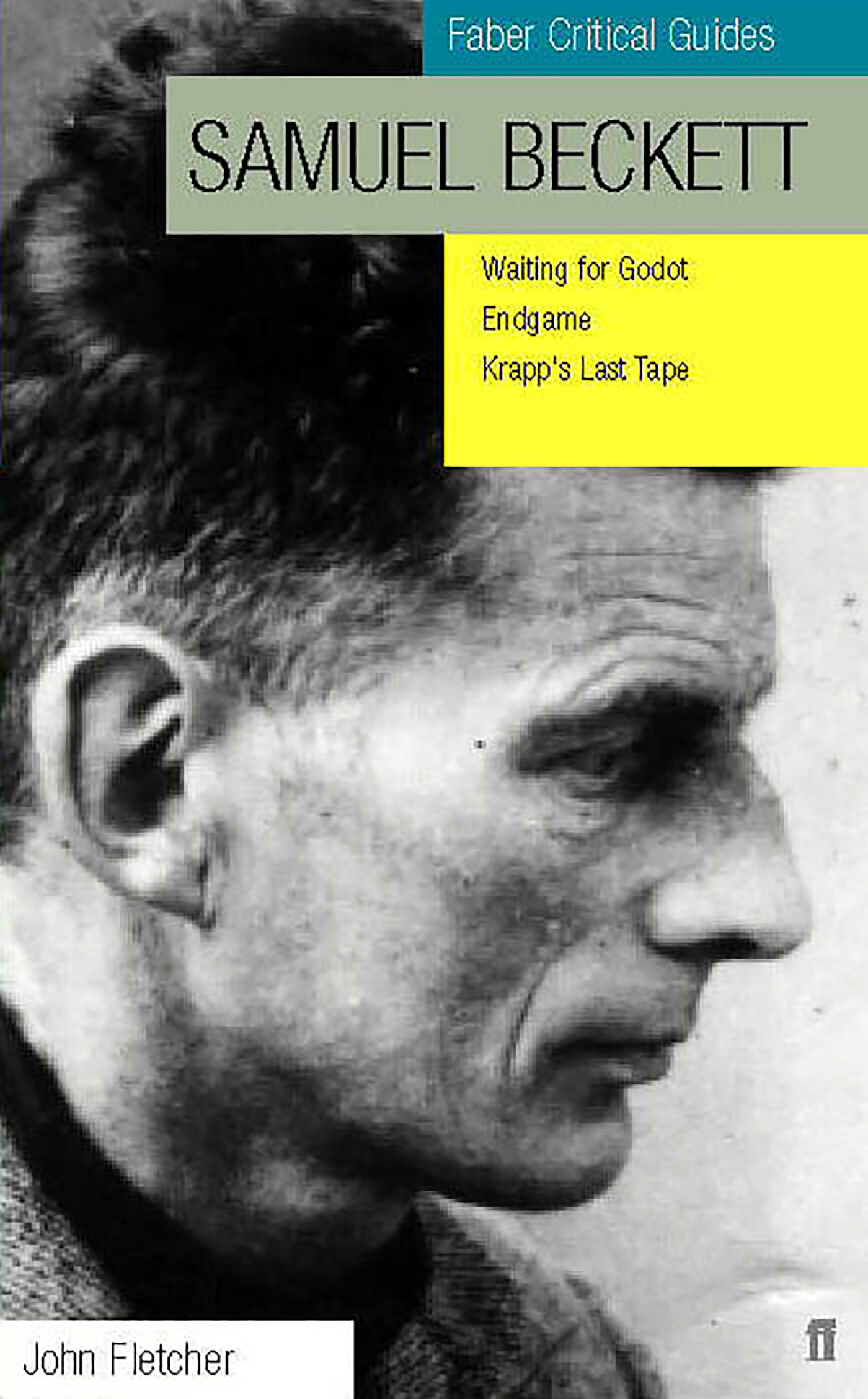 Samuel Beckett: Faber Critical Guide (Faber Critical Guides) pdf epub