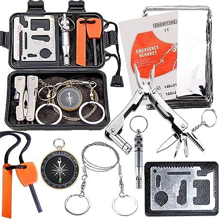 Outdoor Emergency Survival Kit