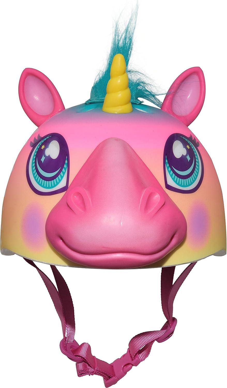 Raskullz Child Unicorn 5 Helmets Dark Pink